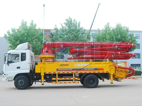 concrete boom truck for sale