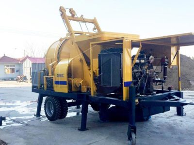 concrete mixer pumps for sale