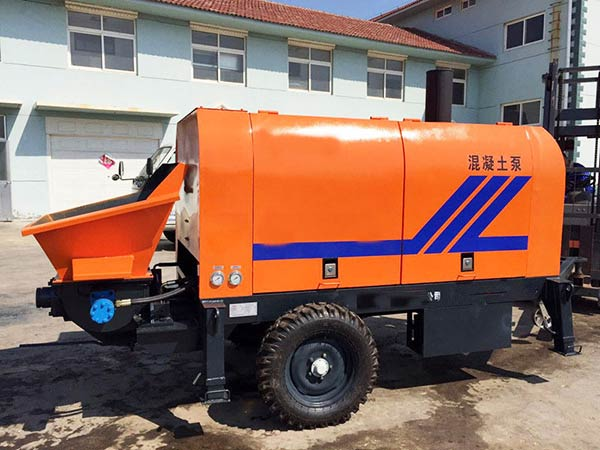 20 m3 mini electric concrete pump