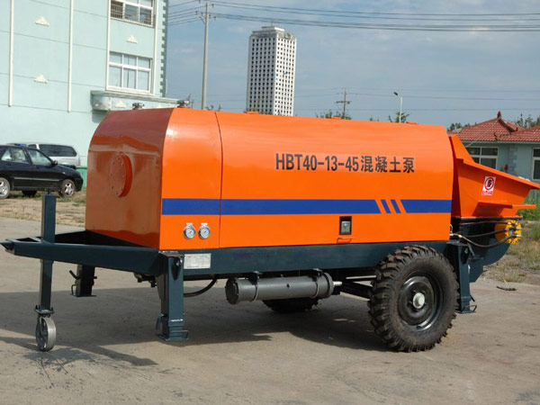 40 m3 electric concrete pump