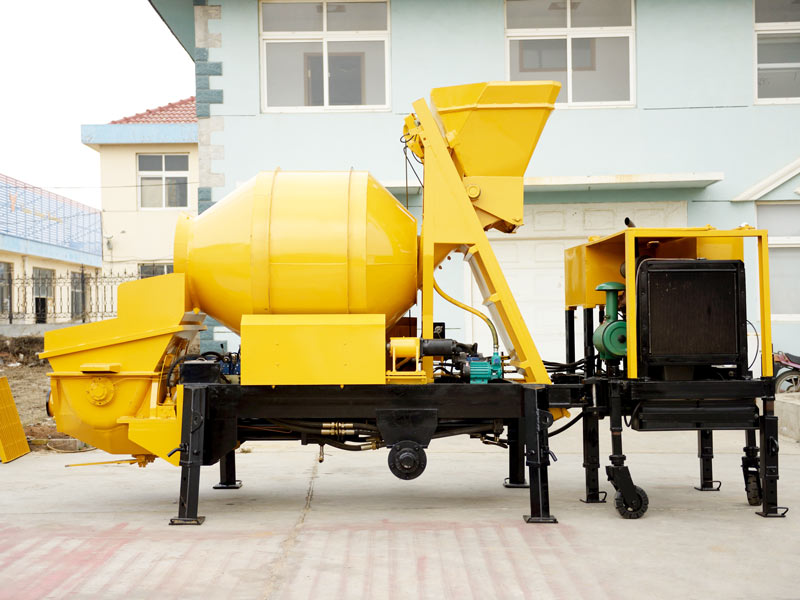 Mini Concrete Pump For Sale - Pump with Unique Small Feature