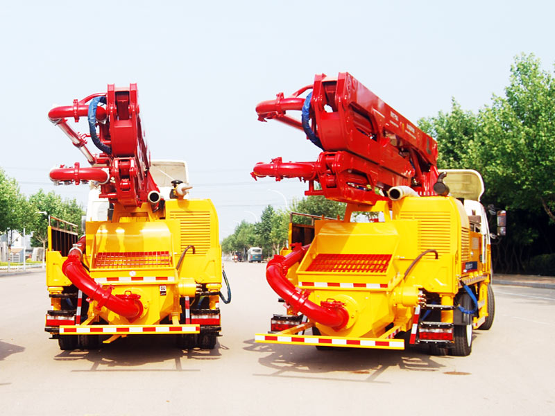 Concrete boom pumps for sale Australia