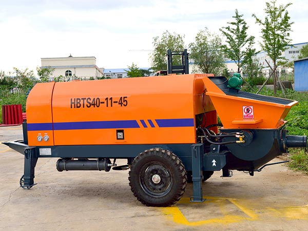 ABT40D Concrete pumps for sale