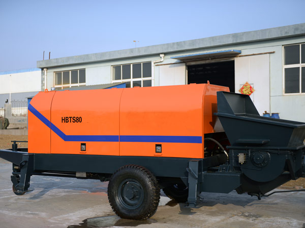 ABT80D Electric Concrete pumps for sale