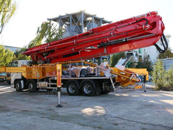 KNL5420THB 58X-6RZ Boom Pump for Sale