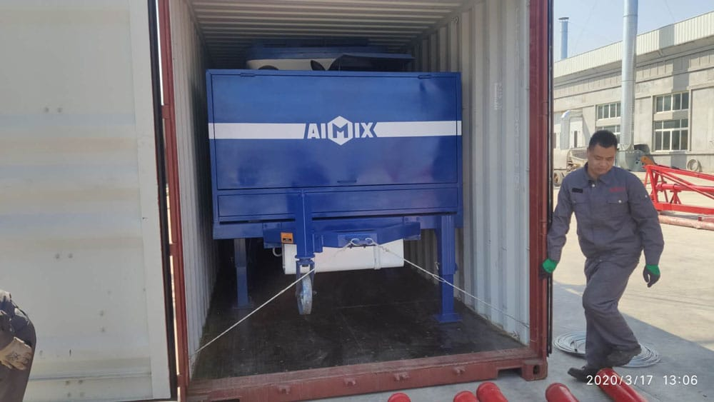 Exporting ABJZ40C to Indonesia